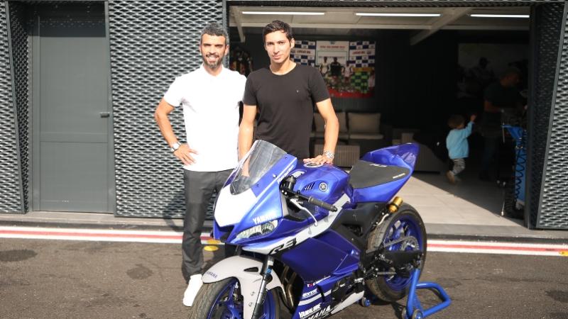 Milli motosikletçiler başarılarıyla dünyada adlarından söz ettiriyor