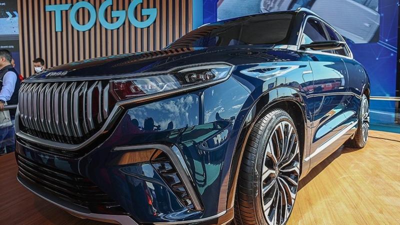 TOGG CEO'su Karakaş: TOGG, çip ve batarya krizine takılmayacak