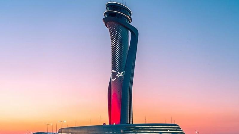 İstanbul Havalimanı 'Yılda 40 milyondan fazla yolcuyla Avrupa'nın en verimli havalimanı' seçildi