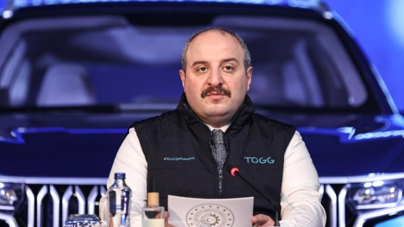 Bakan Varank, Türkiye'nin Otomobili'nin 2022'nin sonunda banttan inmiş olacağını bildirdi