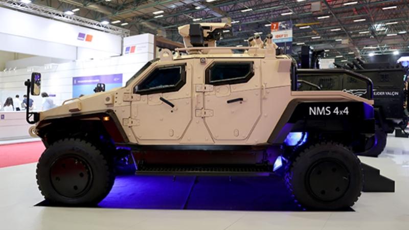 4 ülke Türk zırhlısı Yörük 4x4'ü bekliyor