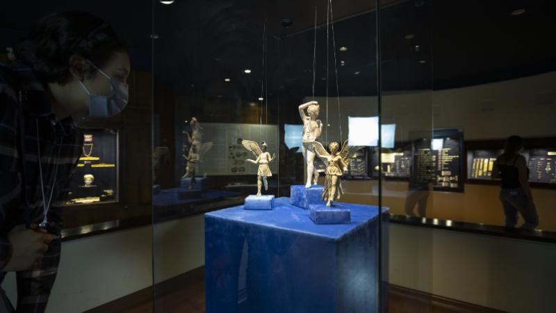 Türkiye genelinde müze sayısı, 2020'de bir önceki yıla göre yüzde 5,8 artarak 494'e ulaştı