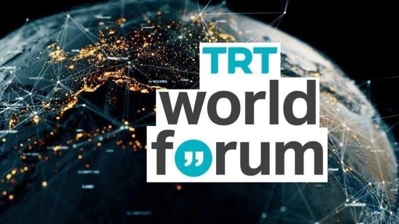 5. TRT World Forum 19-20 Ekim'de çevrim içi düzenlenecek