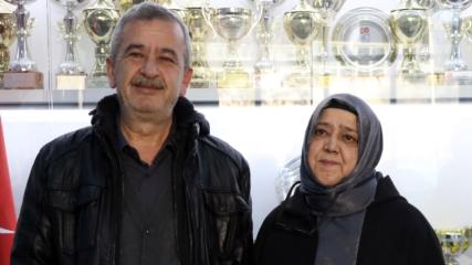 Özel sporcu Talha Ahmet Erdem'in judodaki başarısı ailesini gururlandırdı