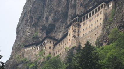 Sümela Manastırı mayısta ziyaret açılacak