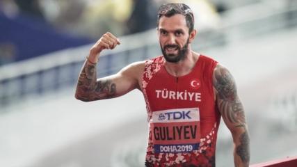 Ramil Guliyev'in hedefi olimpiyat madalyası