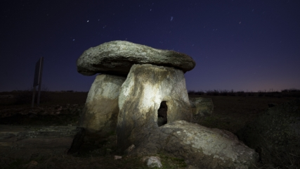 Trakya dolmenlerine 'Stonehenge' benzetmesi