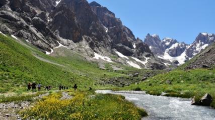 Hakkari'deki Cilo Dağları, doğa ve fotoğraf tutkunlarının yeni rotası oldu