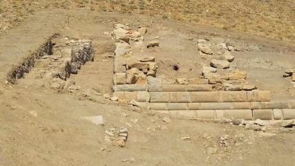Apameia Antik Kenti yakınında Helenistik döneme ait