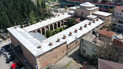 Osmanlı'nın ilk hastanesi