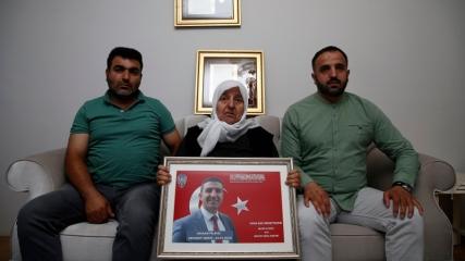 Bir şehit veren, üç gazisi olan Pilavcı ailesi 15 Temmuz gecesini unutmuyor