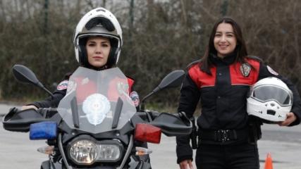 İstanbul'un kadın yunus polisleri suçluların korkulu rüyası