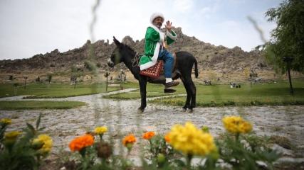 'Dünyanın merkezi'nde 27 yıldır Nasreddin Hoca'yı canlandırıyor
