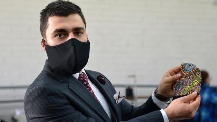 Avustralya'da Türk girişimci Kovid-19 yasaklarını fırsata çevirdi