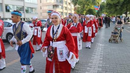 Türk Boyları Kültür Şöleni Yalova'da başladı