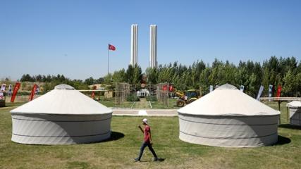 Sultan Alparslan'ın diyarı etkinliklere hazır