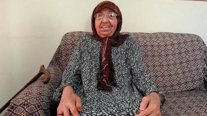 108 yaşındaki Emine ninenin 'yaşam sırrı' doğal beslenme