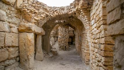 Romalı savaşçıların Tunus'taki 2 bin yıllık kenti: Emidra
