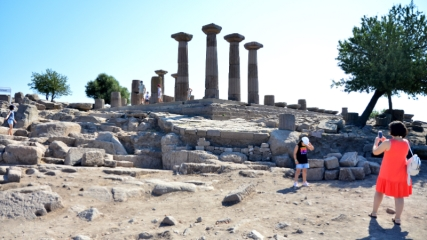 Antik Çağ'dan günümüze yaşayan kent: Assos