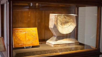 Geçmişe yolculuğun mekanı: 'Zaman Müzesi'