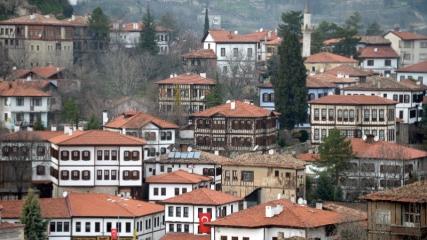 Dünya mirası Safranbolu 44 yıldır özenle korunuyor