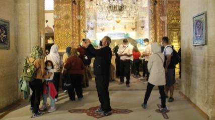 Mevlana Müzesi'ni 8 ayda 650 bin turist gezdi