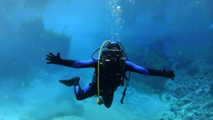 Gökpınar Gölü: Su altı sporcularının 'Doğal Akvaryumu'
