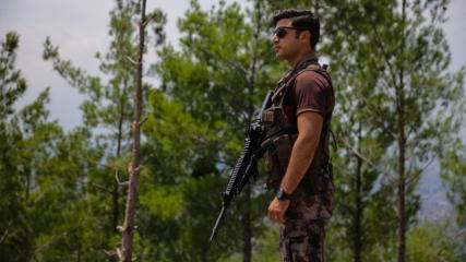 'Amanos Kartalları' teröristlere geçit vermiyor