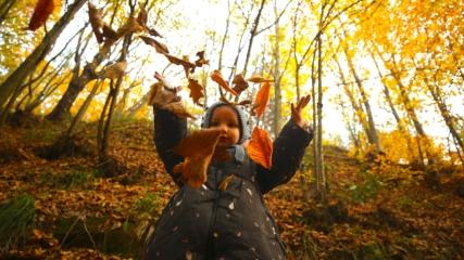 Kurugöl Tabiat Parkı'nda sonbahar renkleri büyülüyor