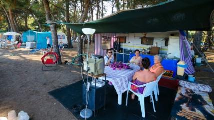 Doğa ile iç içe tatil için karavan tercih edenlerin sayısı artıyor