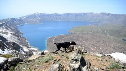 Yeryüzü cenneti 'Nemrut' ile 'Orhun Abidelerinde' Kovid-19 sessizliği