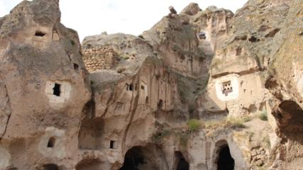 Kapadokya'nın minyatürü