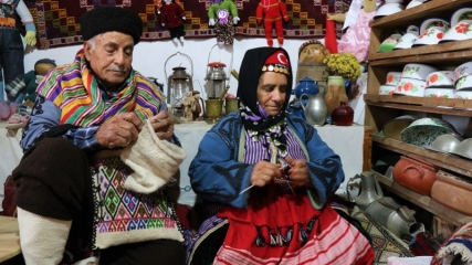 Onlar  yörük kültürünün 'yaşayan çınarları'