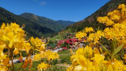 Ayder Yaylası turizm sezonuna hazırlanıyor